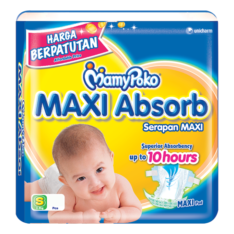 MamyPoko MAXI Absorb / S Size