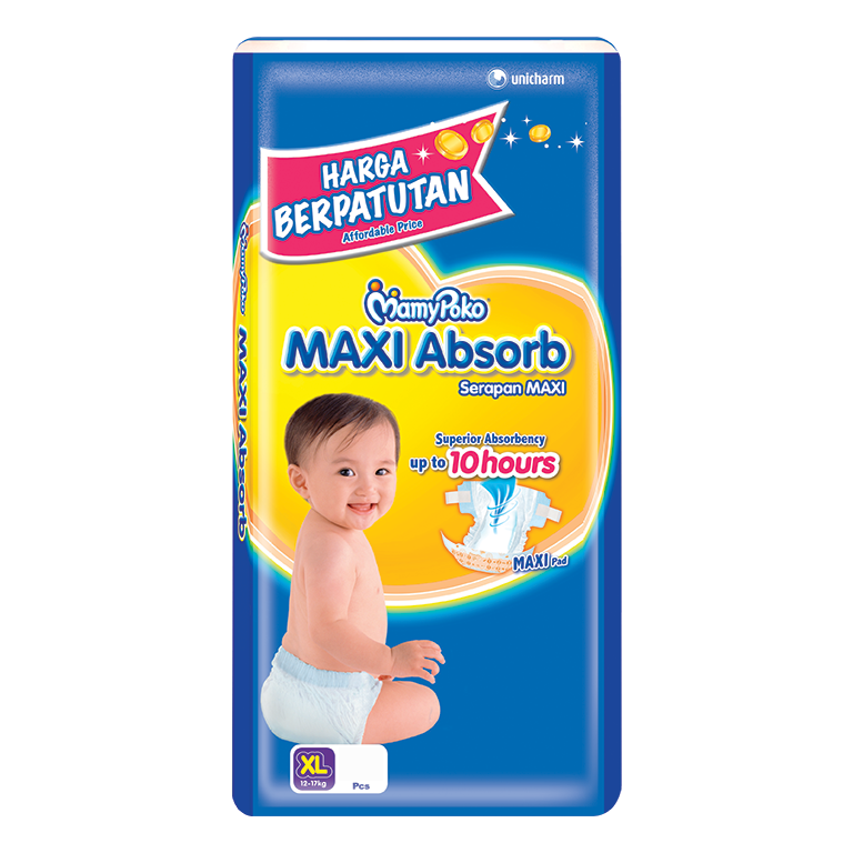 MamyPoko MAXI Absorb - XL