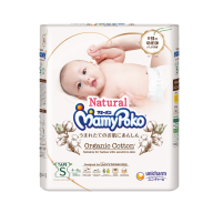 MamyPoko Natural Tape  (S size)