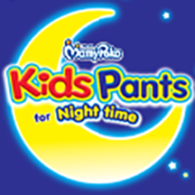 Powerful overnight absorption pants for toodlers with Princess & Car design