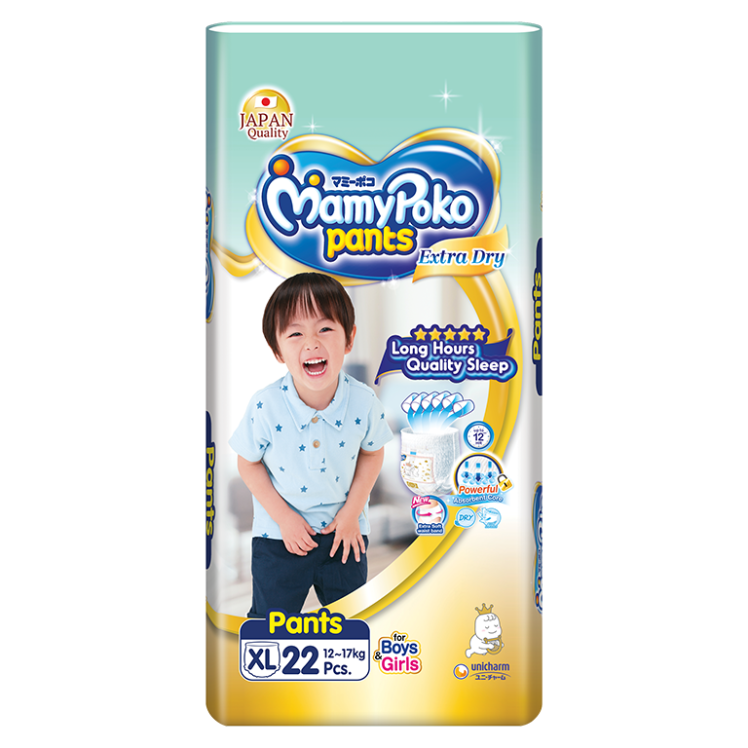 MamyPoko Pants Extra Dry Skin / Size XL