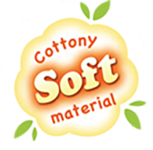 Made with Cottony Soft Material